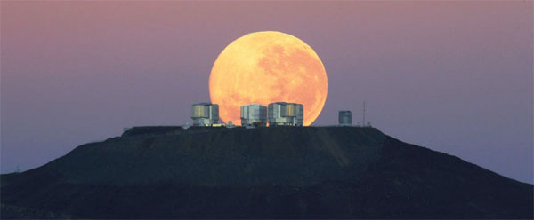 chili-observatorija