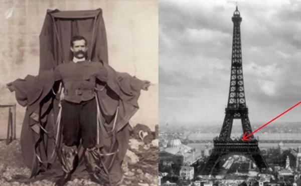 """Изобретатель """"плаща-парашюта"""" погиб при его испытании"""